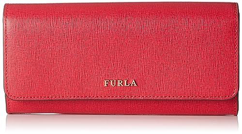 design di qualità 0b747 75ce6 FURLA Babylon Xl Bifold - Portafogli Donna, Rosso (Ruby ...