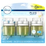 Amazon Price History for:Febreze PLUG Air Freshener Refills Linen & Sky (3 Count, 2.63 oz)
