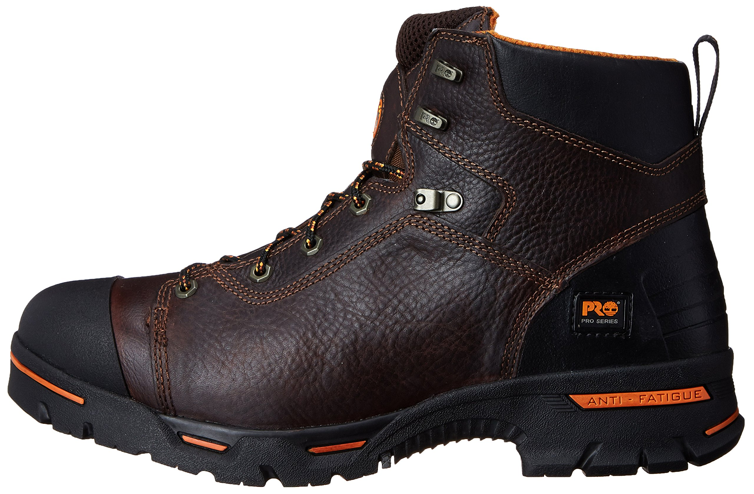 Timberland PRO Men's Endurance 6-Inch Soft Toe BR Work Boot,Briar,9.5 W US by Timberland PRO (Image #5)