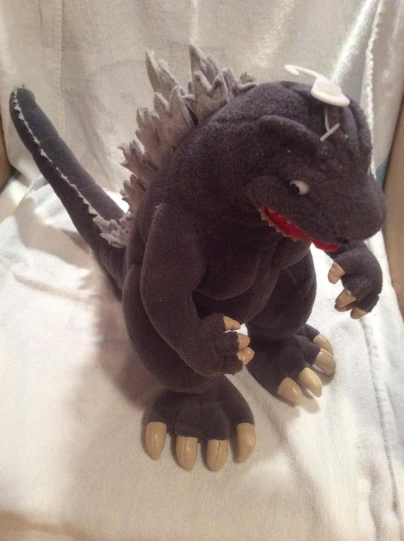 Ty Puppies Stuffed Animals, Amazon Com Toy Vault 20 Supersized Godzilla Plush Toy Toys Games