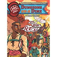Dungeons on a Dime: Quest 1 – In the Red