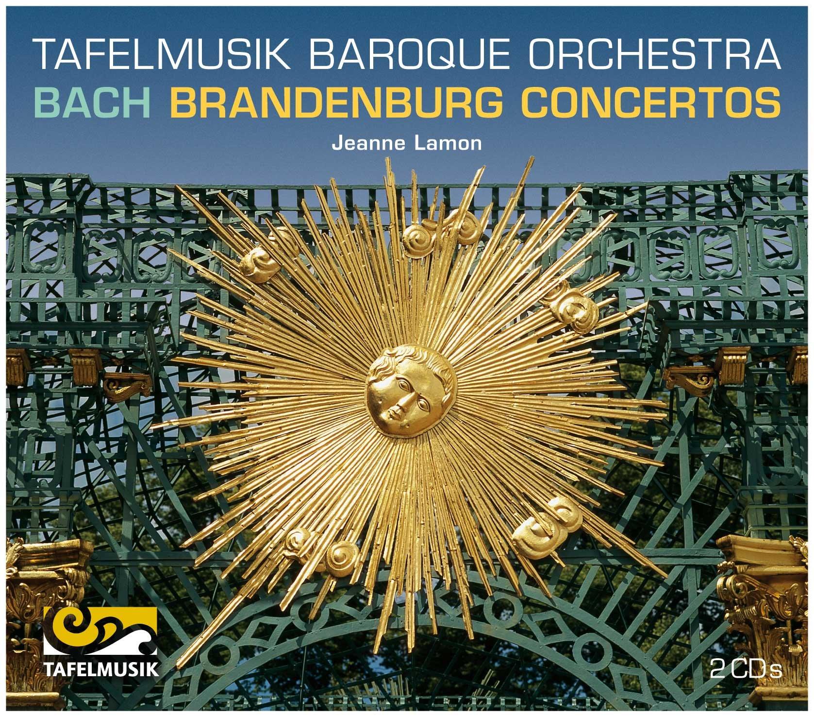 Brandenburg Concertos by CD