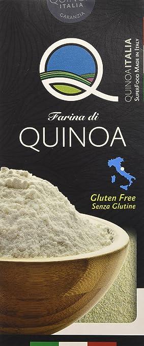 8 opinioni per Quinoa Italia Farina di Quinoa- Pacco da 12 x 1 kg- Totale: 12 kg