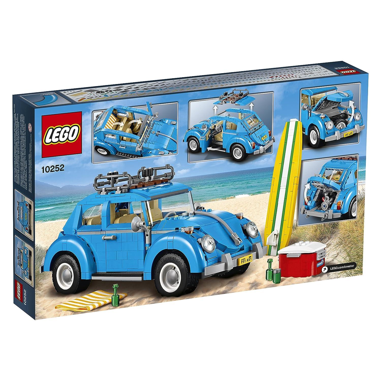 Amazon Com Lego Creator Expert Volkswagen Beetle 10252 Construction