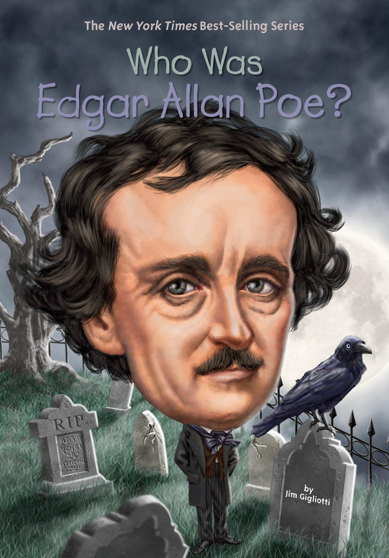 Who Was Edgar Allan Poe? pdf