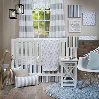 product image for Glenna Jean Ollie & Jack 3Pc Crib Set with Quilt, Sheet Crib Skirt C