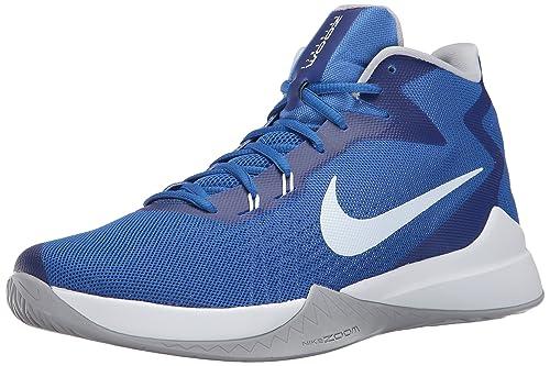 Nike Zoom pruebas del hombre baloncesto zapatos