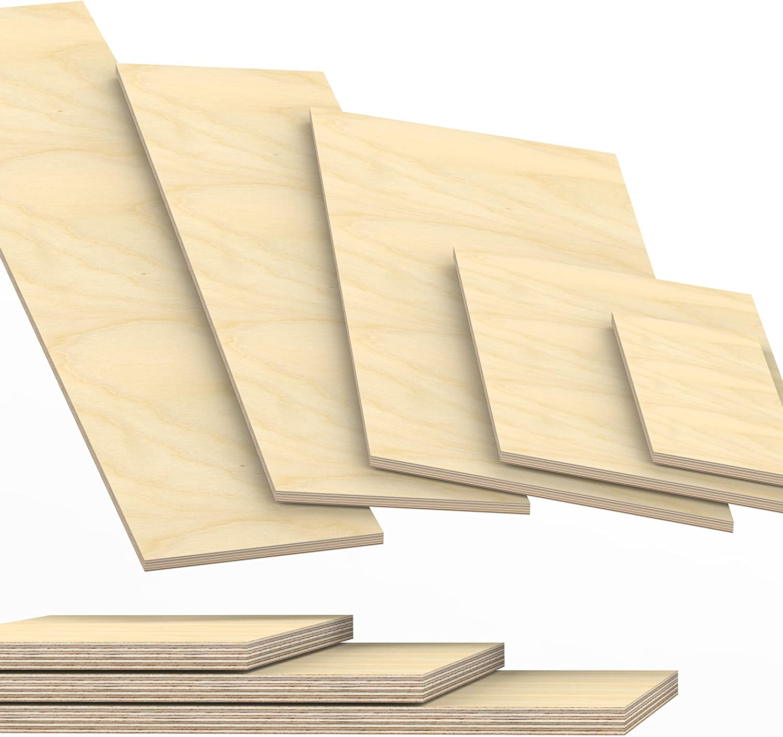 18mm Multiplex Zuschnitt L/änge bis 200cm Multiplexplatten Zuschnitte Auswahl 100x50 cm