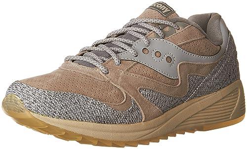 Zapatilla Saucony Dirty Snow II Grid 8000 Hombre: Amazon.es: Zapatos y complementos