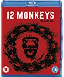12 MONKEYS (2014/15):SEASON 1 (BD) [Blu-ray]