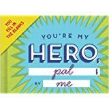 Knock Knock You're My Hero Fill in the Love Journal (50089)