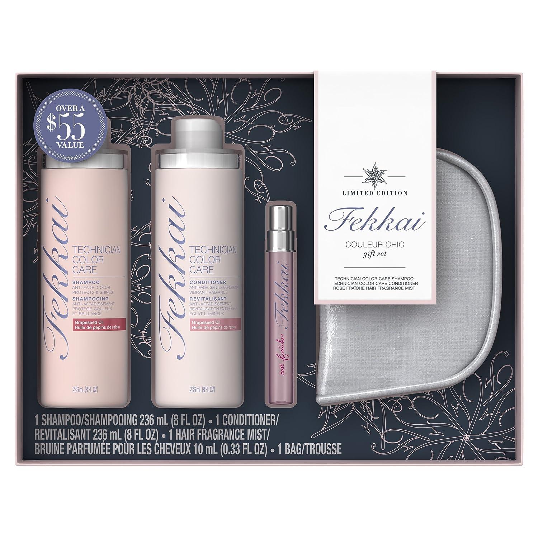 Amazon Fekkai Holiday Pack Technician Color Care Shampoo And