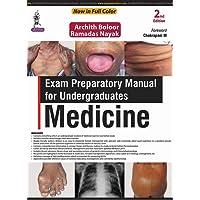 Exam Preparatory Manual for Undergraduates Medicine