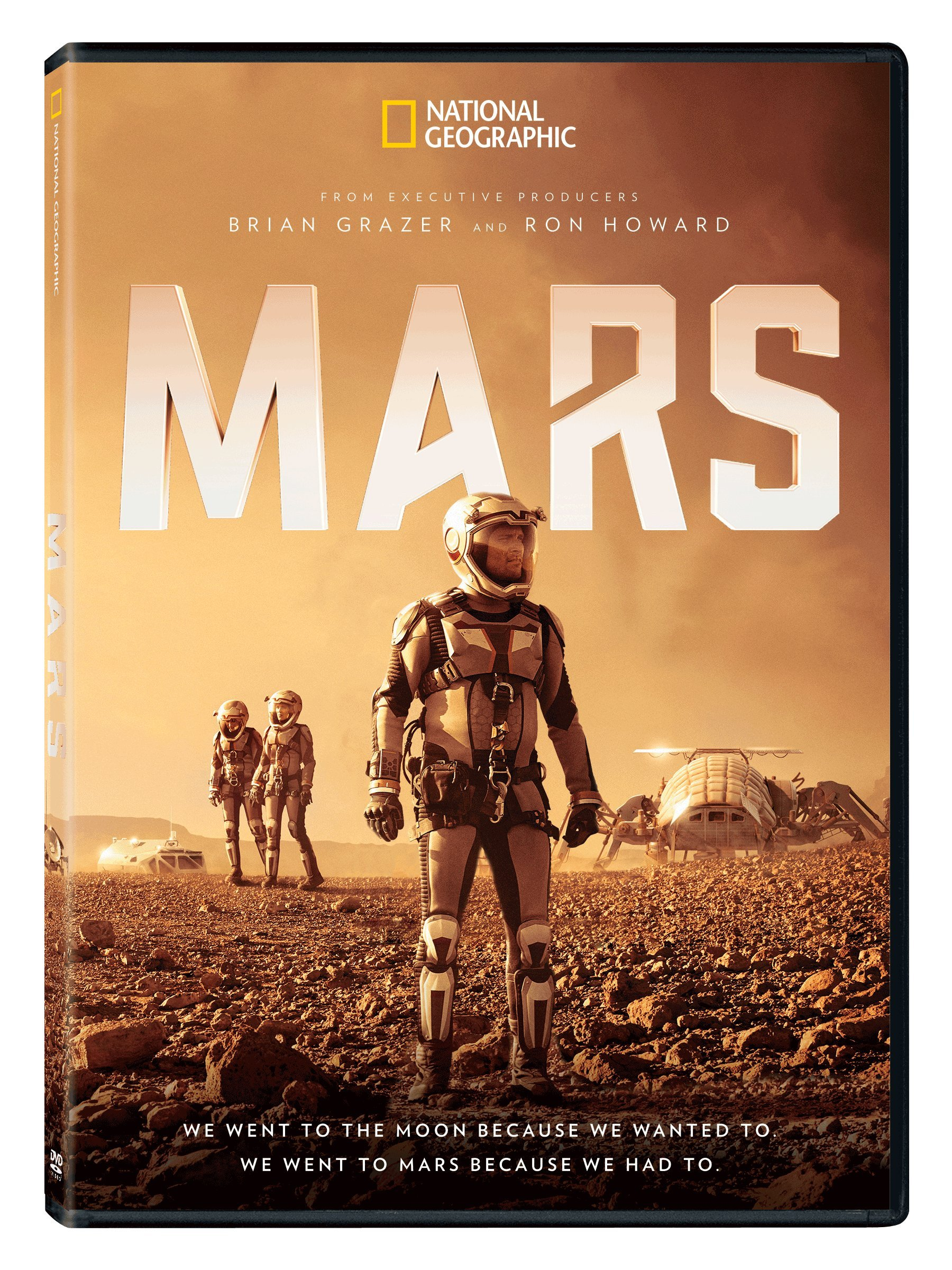 DVD : Mars: Season 1 (3 Pack, Widescreen, Dolby, AC-3, 3 Disc)