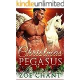 Christmas Pegasus (A Mate for Christmas Book 3)