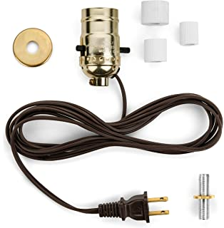 Awesome Lamp Base Socket Kit Electrical Wiring Set To Make Repair And Wiring Digital Resources Unprprontobusorg