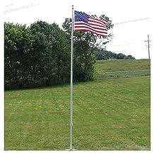 US Flag Store 20-ft Residential
