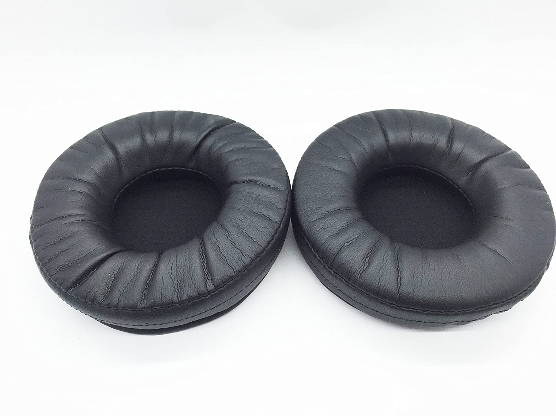 Almohadillas redondas gruesas de reemplazo como orejeras acolchadas para auriculares estéreo inalámbricos oro CECHYA-0083 de SONY PlayStation para PS3 PS4 ...