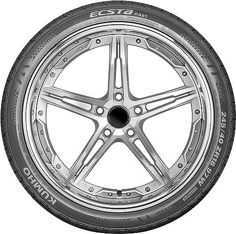 1x Kumho Ecsta HS51 225 45 R17 91W Auto Reifen Sommer