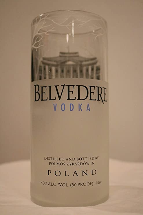 Amazon Belvedere Drinking Glassvase Recycled Tumblers