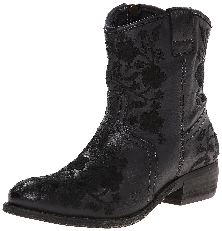 Taos Women's Privilege Western Boot B00IPO9RIY 37 EU/6-6.5 M US|Black