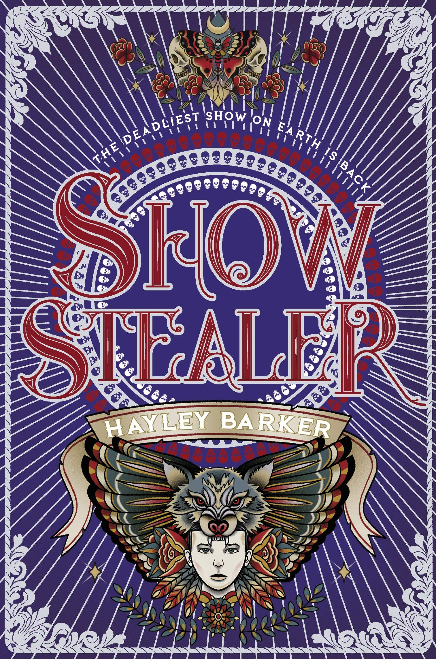 Show Stealer (Show Stopper 2): Amazon.co.uk: Barker, Hayley, Escobar,  Paola: Books