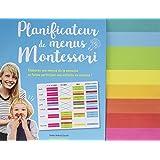 Mon planificateur de menus Montessori