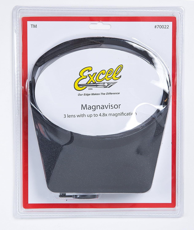 Excel Deluxe Magna-Visor