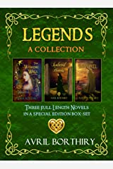 Legends of Love: Limited Edition Box Set Kindle Edition
