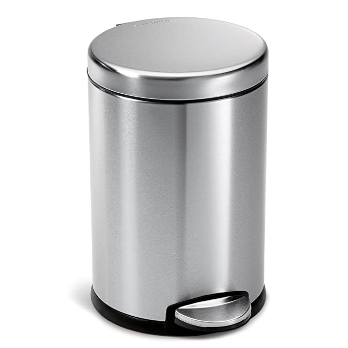 stainless steel trashcan for student house checklist