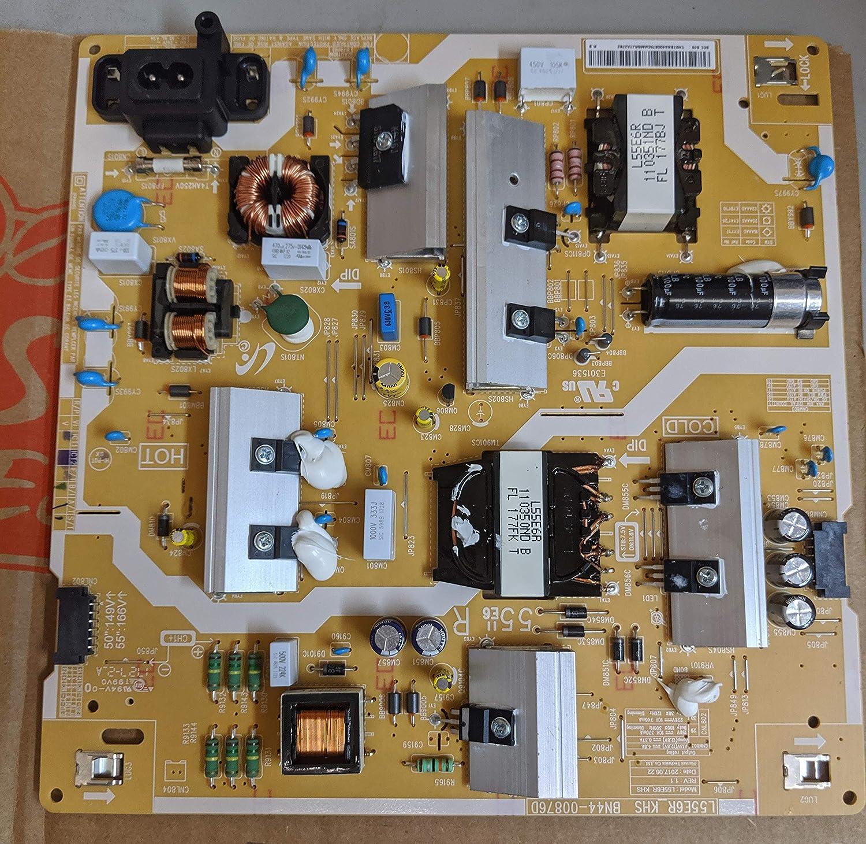 Samsung BN44-00876D - Placa de Fuente de alimentación para UN55MU7500FXZA versión FC04: Amazon.es: Electrónica