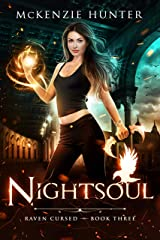 Nightsoul (Raven Cursed Book 3) Kindle Edition