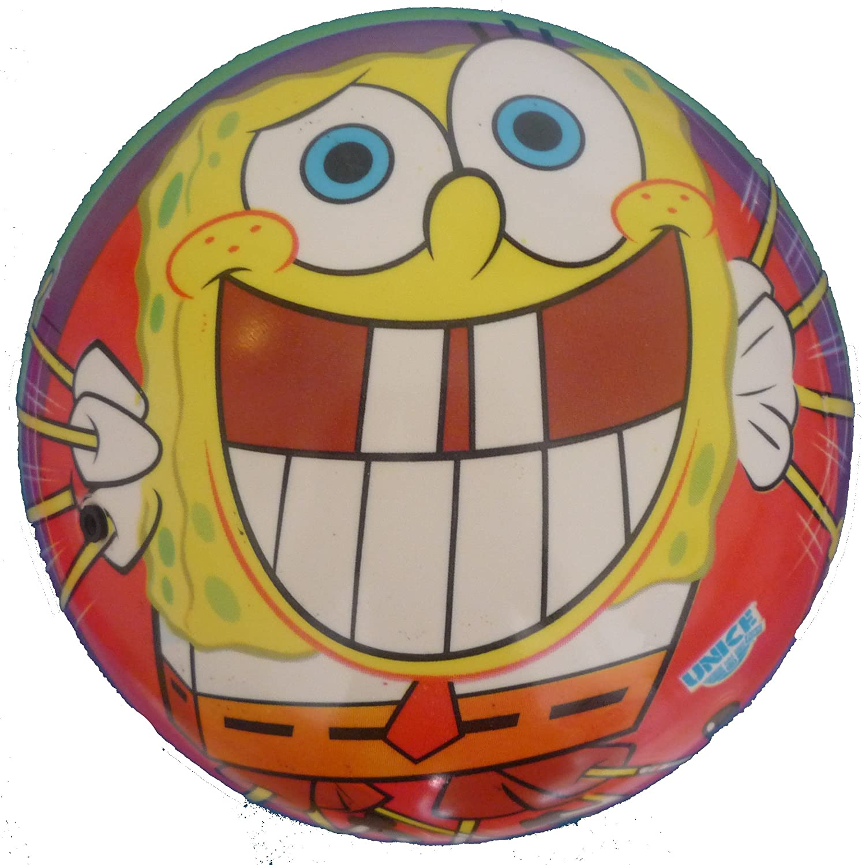 Unice - Bolsa 12 balones 230 mm Bob Esponja: Amazon.es: Juguetes y ...