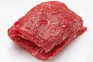 USDA Choice Beef Sirloin Flap Steak, 1 lb