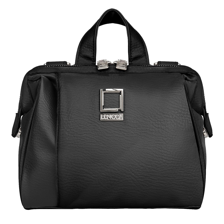 834e223b3f92 Lencca LENOliveBLK Olive DSLR Camera Case Shoulder Bag with Removable Strap  (Black)