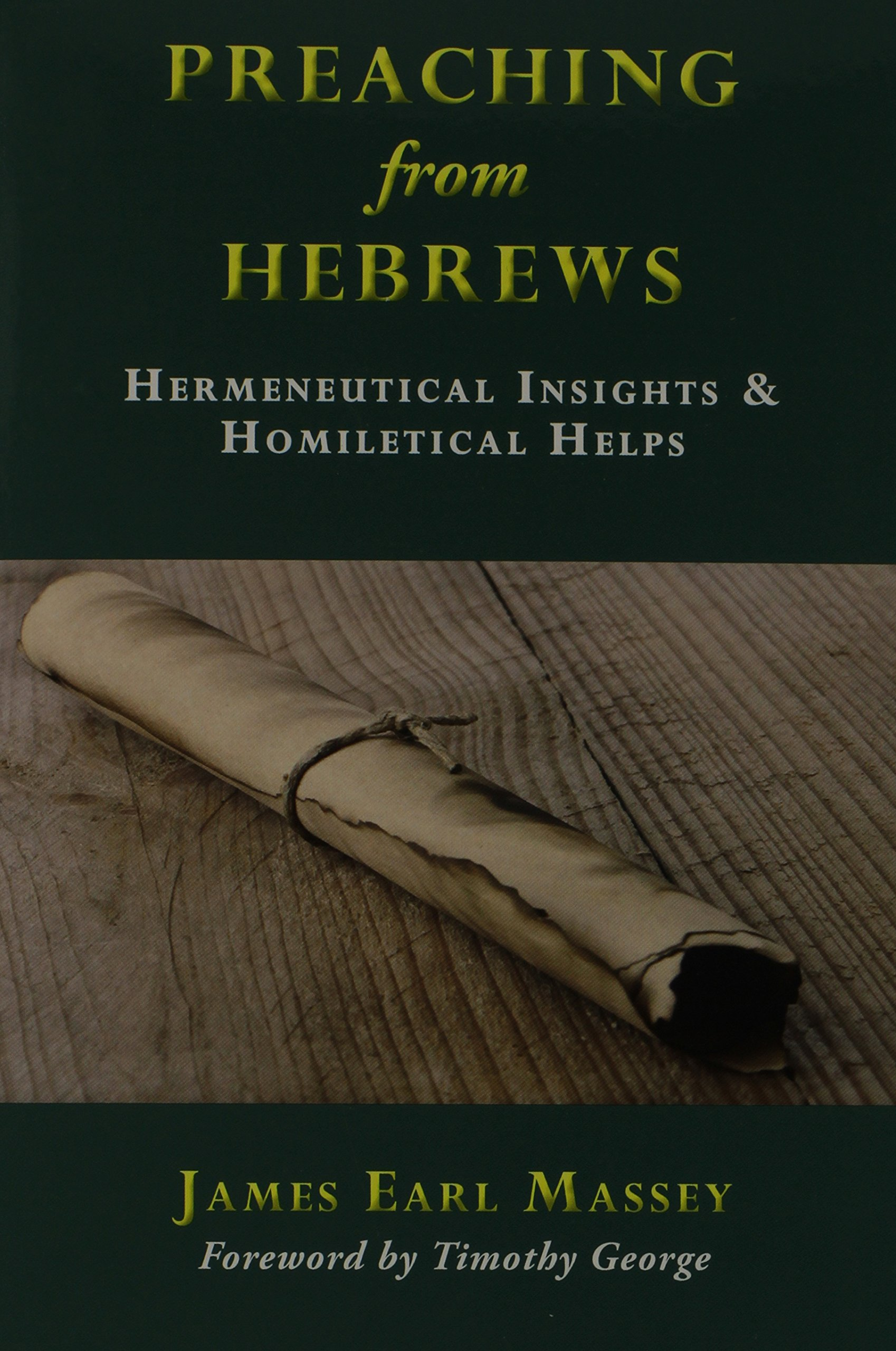 Read Online Preaching from Hebrews pdf epub
