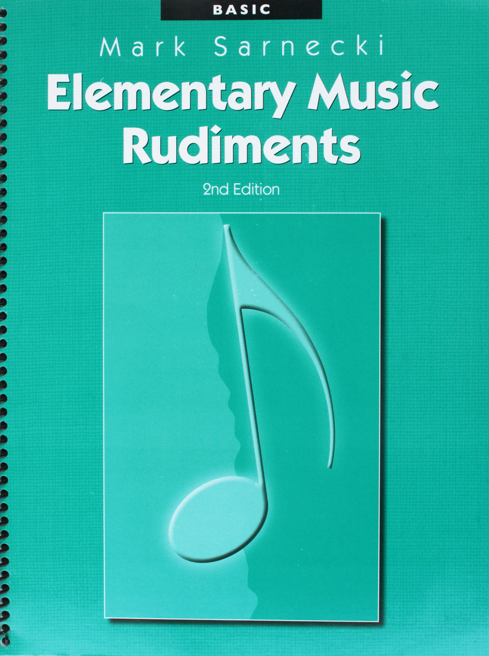 Tsr01 elementary music rudiments 2nd edition basic mark tsr01 elementary music rudiments 2nd edition basic mark sarnecki frederick harris 9781554402731 amazon books fandeluxe Gallery