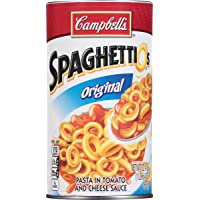 12-Pack Campbell's SpaghettiOs Original Pasta in Tomato and Cheese Sauce (22.4 Ounce)
