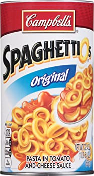 12-Pack SpaghettiOs Original Pasta in Tomato and Cheese Sauce