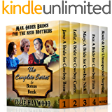 Mail Order Brides for the Reed Brothers Boxed Set