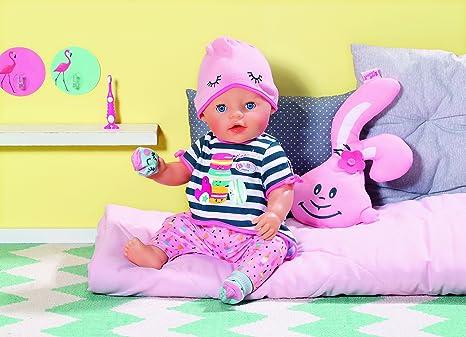 Kleidung & Accessoires bunt Zapf Creation 824481 Baby Born Sommerkleid Set mit Pins Puppen & Zubehör