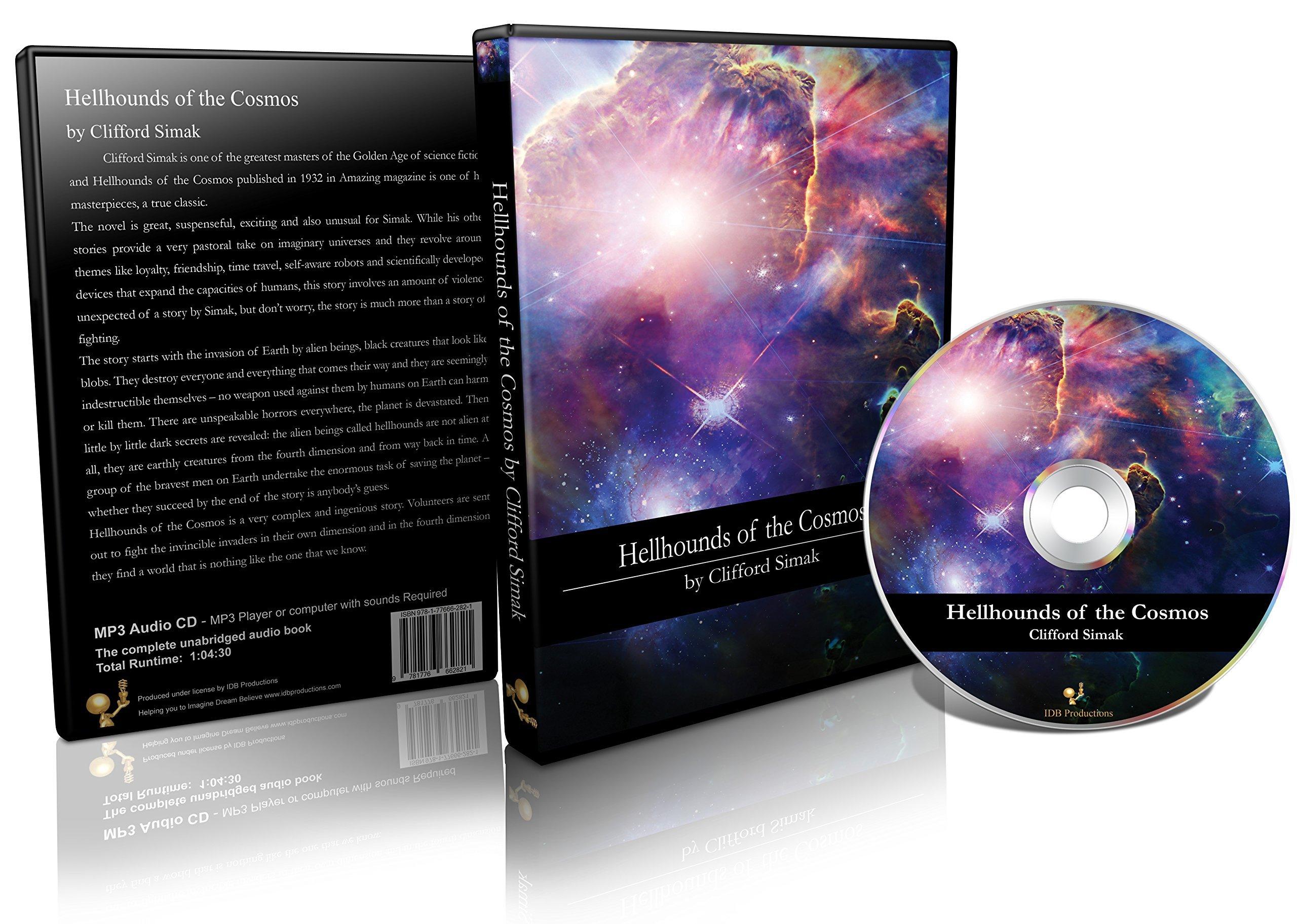 Read Online Hellhounds of the Cosmos pdf epub