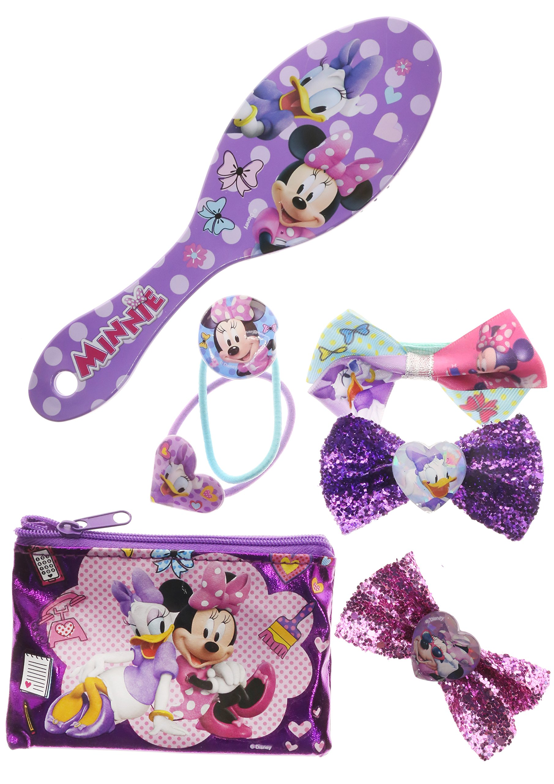 Amazon.com : Townley Girl Minnie Mouse Kiss It Paint It Lip Gloss ...
