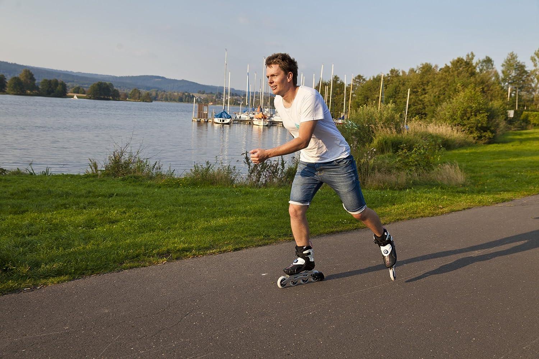 Powerslide Vi Endorphins Mens Inline Skate