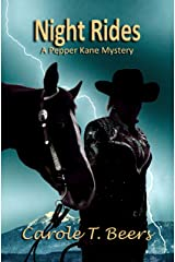 Night Rides (Pepper Kane  Mystery Book 4) Kindle Edition