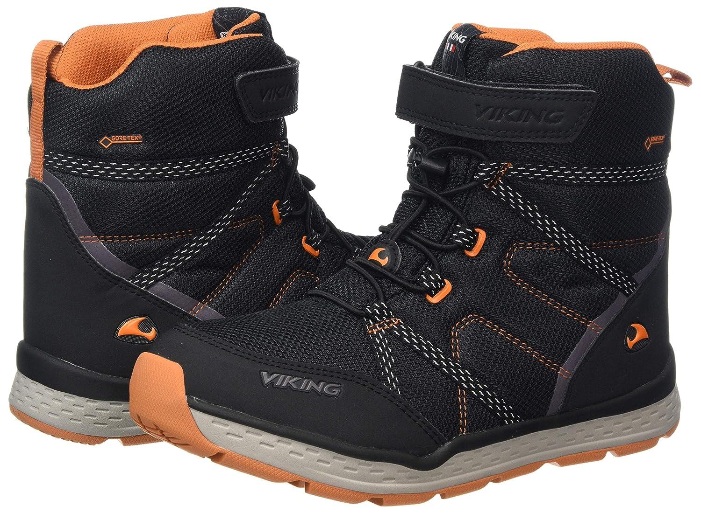 Outdoor Chaussures Noir 88110 Adulte Viking Mixte 3 Multisport qI8EA