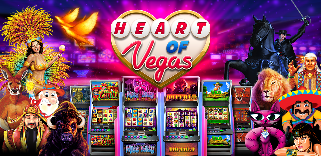 Heart of vegas casino games