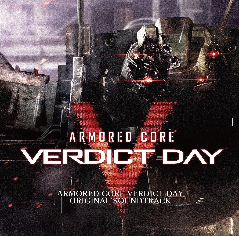 ARMORED CORE VERDICT DAY ORIGINAL SOUNDTRACK B00ES4H94O