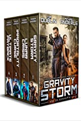Shadow Vanguard Boxed Set (Books 1-4): Gravity Storm, Lunar Crisis, Immortality Curse, and Ultimate Payback Kindle Edition