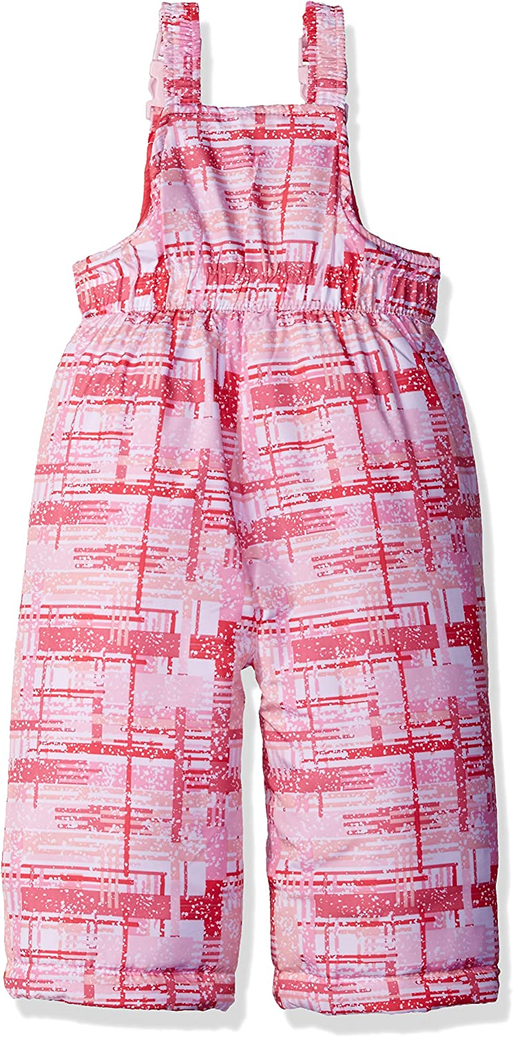 London Fog Baby Girls Infant 2 Pc Heavyweight Snowsuit with Abstract Pant